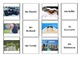 Memory Game German Vocabulary: Vacation and Travel
