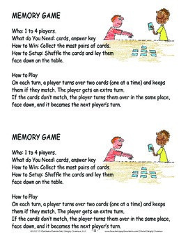 Memory Game – Minerals