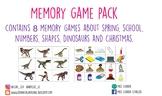 Memory Game Pack