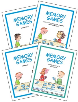 Memory Game – Primary  ♥ BUNDLE ♥