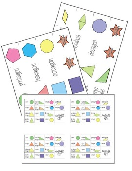 Properties, Operations, Numbers, and Geometry ♥ BUNDLE ♥