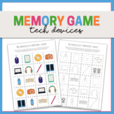 Memory Game - Technology Devices
