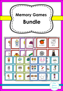 Memory Games Bundle