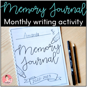 Memory Journals - Beginner Writers