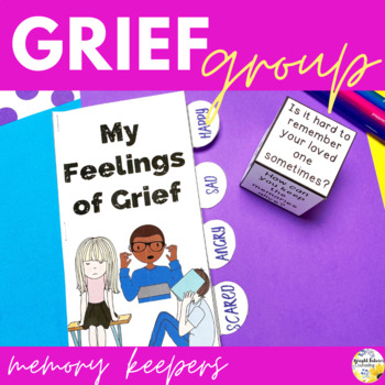 Memory Keepers - 5 Session Grief Group