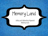 Memory Land - Adding and Subtracting Polynomials