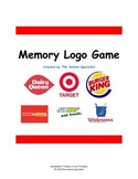 Memory Logo Game for Autism Students