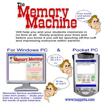 Memory Machine for Windows PC