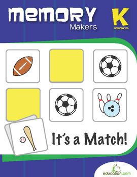 Memory Makers Workbook