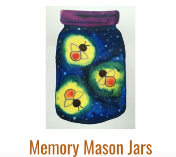 Memory Mason Jars