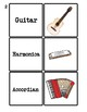 Music Centers - Memory Match! Instruments