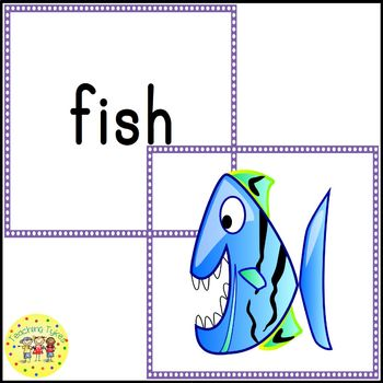 Memory Match for Dolch Sight Words