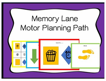 Memory Lane Motor Sensory Path