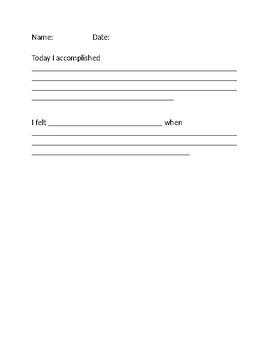 Memory Notebook