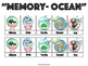 Memory-Ocean - Creatures Vocabulary