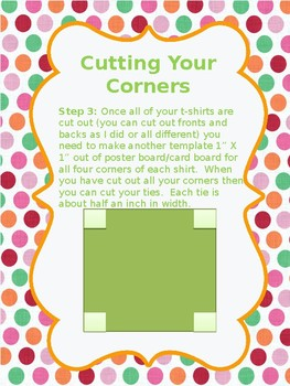 Memory Quilt {Great Math Project}