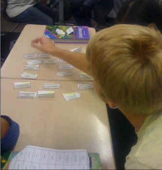Memory - Review Vocabulary & Content in one easy-to-make game.