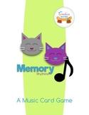 Memory Rhythms Matching Game