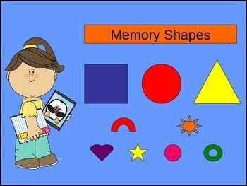 Memory Shapes