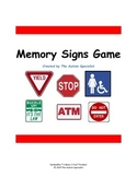 Memory Signs Game for Autism Students