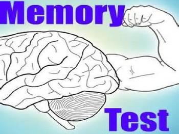 Memory Test ESL