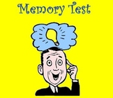 Nervous System Memory Test Powerpoint Presentation