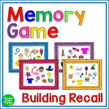 Puzzle Fun: Memory Trays