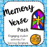 Memory Verse Pack
