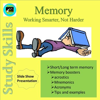 Memory-- Working Smarter, Not Harder