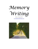 Memory Writing: A Powerful Method for Teaching Paragraphin
