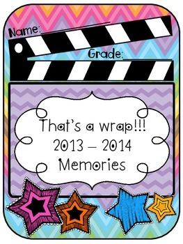 Memory book General {Grades 2, 3, 4 recommended}