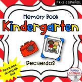 Memory book for Dual Language Classes