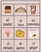 Memory games bundle-English and Spanish