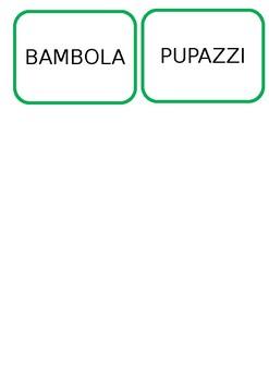 Memory (italian)