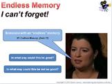 Memory - losing your memory