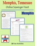 Memphis, Tennessee - Online Scavenger Hunt