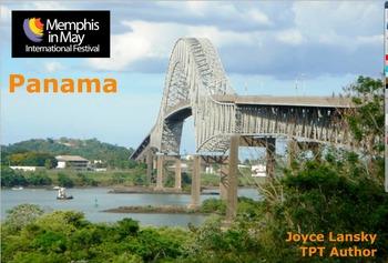 Memphis in May Salutes Panama for Promethean Board