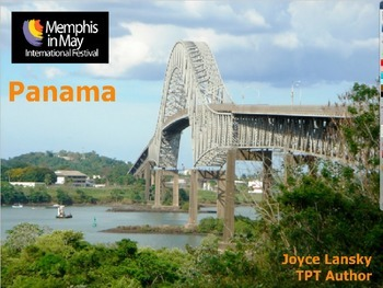 Memphis in May Salutes Panama for Power Point