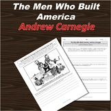 Men Who Built America, Part Two, Andrew Carnegie