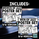 Men and Women of Jazz - Posters and Handouts {B/W Bundle}