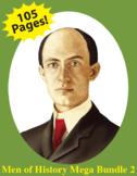 Men of History Mega Clip Art Bundle 2 - CC Catalog Part 4