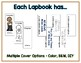 Men of Jazz Reports - 12 Lapbooks Research & Informational Writing