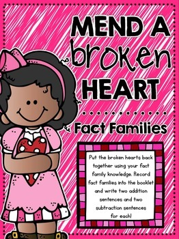 Mend A Broken Heart Fact Family Center