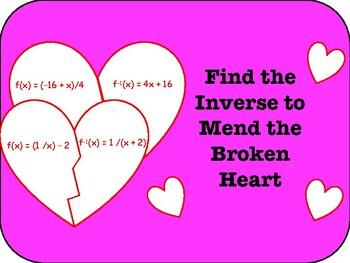 Mend Broken Hearts: Finding Inverses