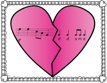 Mend My Broken Heart Melody Game: Bundled Set