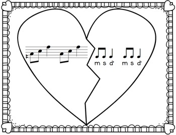 Mend My Broken Heart Melody Game: High Do