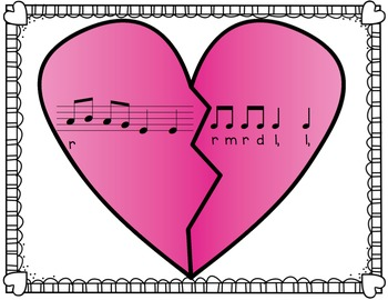 Mend My Broken Heart Melody Game: Low La