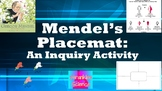 Mendel's Placemat: An Inquiry Activity