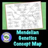 Mendelian Genetics Concept Map