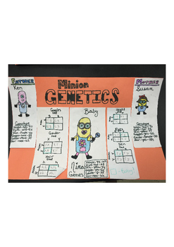 Mendelian Genetics- Minion project